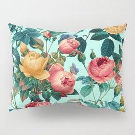 Spring-Summer Botanical Pattern II Pillow Sham