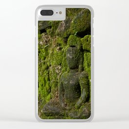its not easy being green Clear iPhone Case