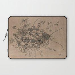 Hermit Crab-Evolution Laptop Sleeve