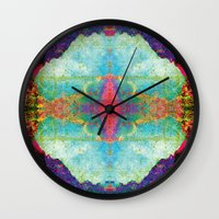 pool Wall Clocks featuring Pool by remy dixon
