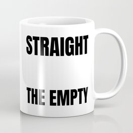 Straight Outta The Empty Supernatural Lore Angel Afterlife The Shadow Coffee Mug