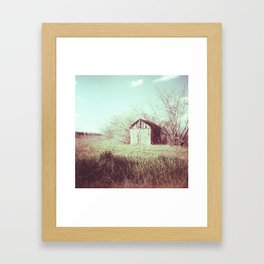 Shack Framed Art Print