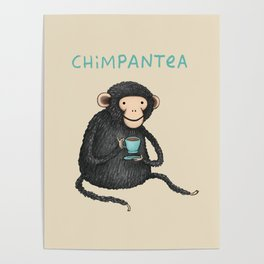 Chimpantea Poster