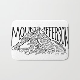 Mount Jefferson Bath Mat