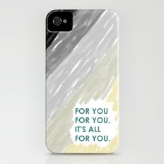 fOR yOU Slim Case iPhone (4, 4s)
