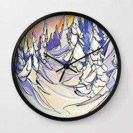 Mushi Mushi :: Baldface Wall Clock