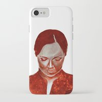 moulin rouge iPhone & iPod Cases featuring ROUGE by Jeremy Parigi