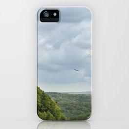 Free As A Bird iPhone Case