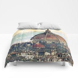 Florence - Cattedrale di Santa Maria del Fiore Comforters