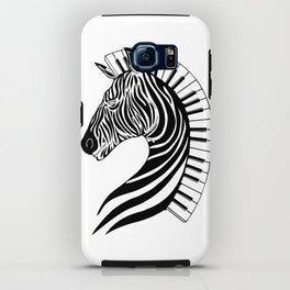 Zebra Clef iPhone Case