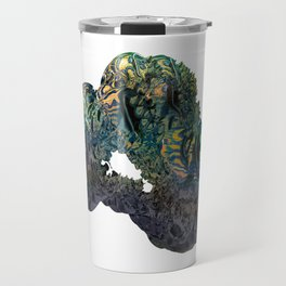 Life On Other Planets [Version 08] Travel Mug