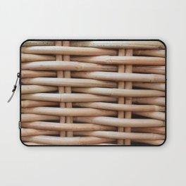 Rustic basket Laptop Sleeve