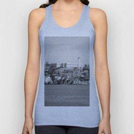 Alcatraz Island  Unisex Tank Top