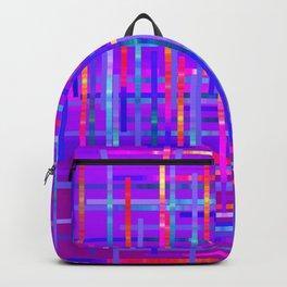 Bright Threads Amethyst Jewel Tones Backpack