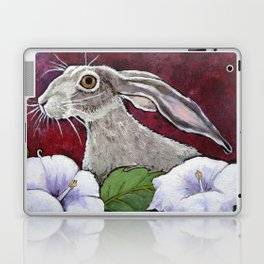 Moonflower Jackrabbit Laptop & iPad Skin