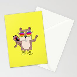 Ricky rainbow glass collection Stationery Cards