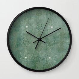 Amazonia III Wall Clock
