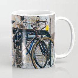Bicycle Rack - Eugene, OR Coffee Mug