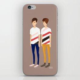 Tegan and Sara: TnS #1 iPhone Skin