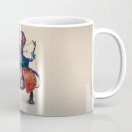Beetle stunt Coffee Mug