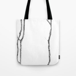 trees for the forest Tote Bag