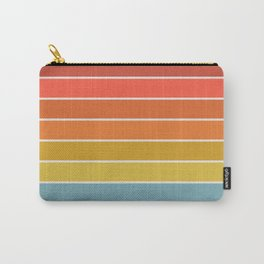 Gradient Arch - Rainbow II Carry-All Pouch