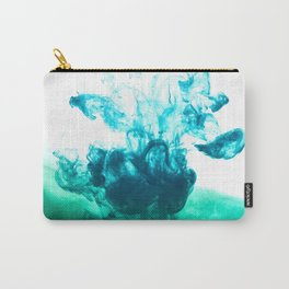 Water ink ,abstract background  Carry-All Pouch