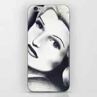 wasted rita iPhone & iPod Skins featuring Rita by JezRebelle