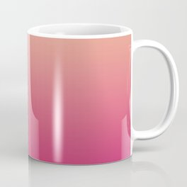 GENTLE SOUL - Minimal Plain Soft Mood Color Blend Prints Coffee Mug