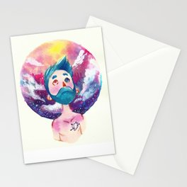 Star Boy Stationery Cards