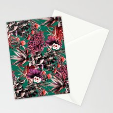 Exotic Garden III Stationery Cards