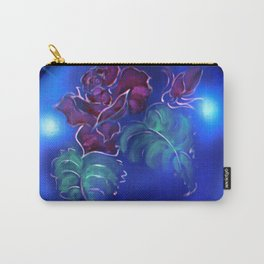 Abstract in perfection - Fertile Imagination Rose 2 Carry-All Pouch