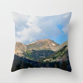 Bowen Mountain 2018 Study 4 Throw Pillow