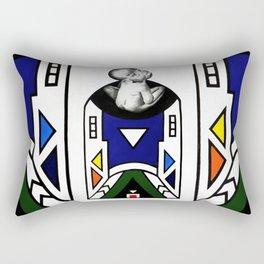 NDEBELE Rectangular Pillow