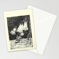 navigation improbable Stationery Cards