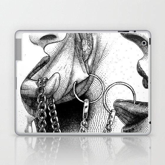asc 479 - Le ménage à trois (Until death do us part) Laptop & iPad Skin by  apolloniasaintclair