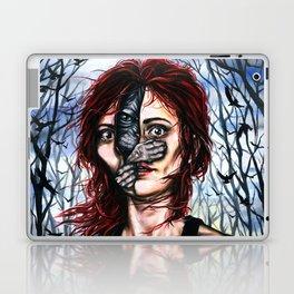 The sphynx inside me Laptop & iPad Skin