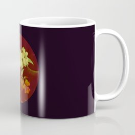floral in Asian feel Coffee Mug