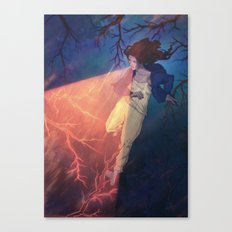 The Light Eater Canvas Print