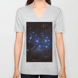 Pleiades Unisex V-Neck
