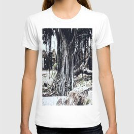 Tree Faces T-shirt