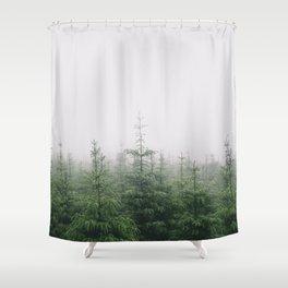 Pine Shower Curtain