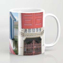 New Zealand Doors Coffee Mug