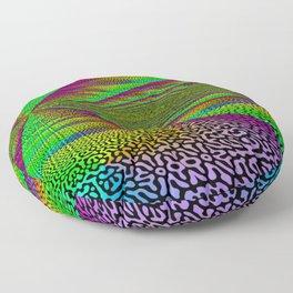 Colorandblack serie 122 Floor Pillow