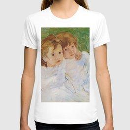 Mary Cassatt - The Young Girls T-shirt