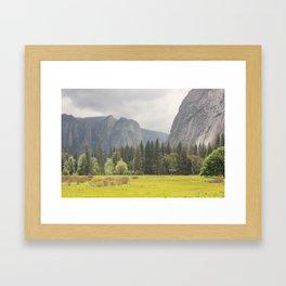 Yosemite Valley 27 Framed Art Print
