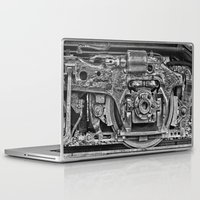 train Laptop & iPad Skins featuring Train by Cindi Ressler Photography