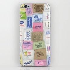 SUGAR BABY iPhone & iPod Skin