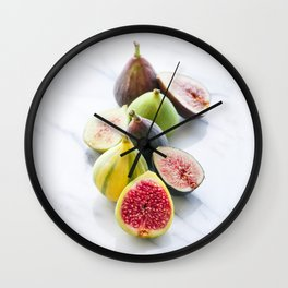 Four Figs Wall Clock