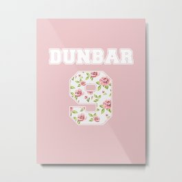 Dunbar 9 Metal Print